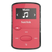 Hama Clip Jam MP3 player 8 GB Pink