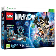 Warner Bros LEGO: Dimensions - Starter Pack Multilingual Xbox 360