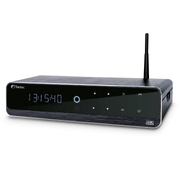 Fantec 4KP6800 digital media player Black Full HD 16 GB 7.1 channels 3840 x 2160 pixels Wi-Fi