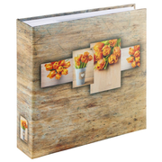 Hama Rustico photo album Orange 100 sheets 10 x 15