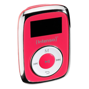 Intenso Music Mover MP3 Spieler 8 GB Pink