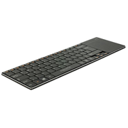 DeLOCK 12454 mobile device keyboard Black Micro-USB