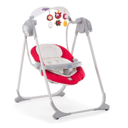 Chicco Altalena Polly Swing Up Indoor/outdoor Baby cradle swing