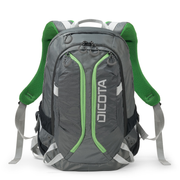 Dicota D31221 backpack Green, Grey Polyester