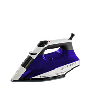 Russell Hobbs 22523-56 iron Dry & Steam iron Ceramic soleplate 2400 W Black, Violet, White