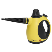 Clatronic DR 3653 Portable steam cleaner 0.25 L 1050 W Black, Yellow