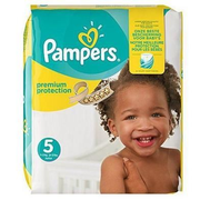 Pampers 4015400855364 disposable diaper Boy/Girl 5 136 pc(s)