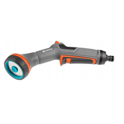 Gardena 18321-20 garden water spray gun nozzle Garden water spray nozzle Plastic Black, Grey, Orange