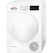Bosch Serie 6 WTW85463 tumble dryer Freestanding Front-load 7 kg A+++ White