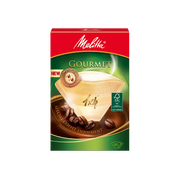 Melitta Gourmet 1x4 80 pc(s) Cone Disposable coffee filter