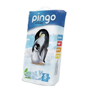 Pingo PI_0502 disposable diaper Boy/Girl 5 44 pc(s)