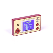 """Thumbs Up RETARCCTL portable game console 4.57 cm (1.8"""") Brass, Red"""