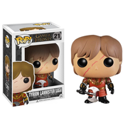 FUNKO Pop! TV: Game of Thrones - Tyrion Lannister w/Scar Battle Armour