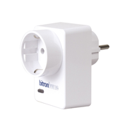 Bitron 902010/28 dimmers White