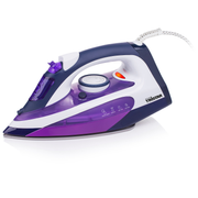 Tristar ST-8143 Steam iron, Steam iron, Ceramic soleplate, 60 g/min, Violet,White, 25 g/min, 0.24 L