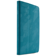 "Case Logic SureFit Slim 20.3 cm (8"") Folio Blue, Green"