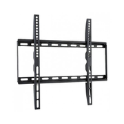 """Techly Fixed Slim Wall Mount LED TV LCD 23-55 Black"""" ICA-PLB 162M"""