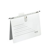 Leitz Alpha Active hanging folder A4 Cardboard White