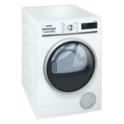 Siemens WT47W5W0 tumble dryer Freestanding Front-load 8 kg A+++ White