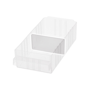 raaco 150-01 divider Polypropylene (PP) Transparent 48 pc(s)