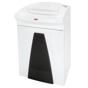 HSM SECURIO B26 4.5 x 30 mm paper shredder Particle-cut shredding 56 dB 28 cm White