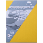 Artoz 10779614-247, Universal, A4 (210x297 mm), 5 sheets, Yellow, 100 g/m²