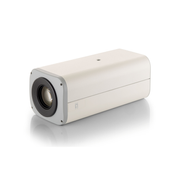 LevelOne HUBBLE Zoom IP Network Camera, 3-Megapixel, 802.3af PoE, 12X Optical Zoom, two-way audio
