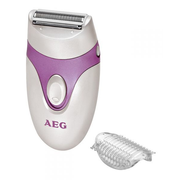 AEG LS 5652, Violet,White, Battery, AAA, Alkaline, Electric shaver