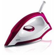 AEG LB1300 Dry iron 1300 W Red, White