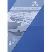 Artoz 10739226-427, Universal, A5 (148x210 mm), 5 sheets, Blue, 220 g/m²