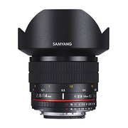 Samyang 14mm F2.8 ED AS IF UMC, Ultra-wide lens, 14/10, Sony A