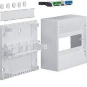 Hager GD108N electrical distribution board