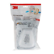 3M 7100140666 Particulate filter 2 pc(s)