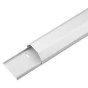 Goobay 90728 cable tray Straight cable tray White