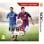 Electronic Arts FIFA 15 Legacy Edition, Nintendo 3DS