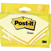 Post-It 6830 self-adhesive note paper Rectangle Yellow 100 sheets