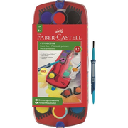 Faber-Castell 125023 water based paint 12 pc(s)