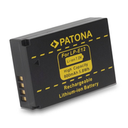 PATONA 1141 camera/camcorder battery Lithium-Ion (Li-Ion) 800 mAh