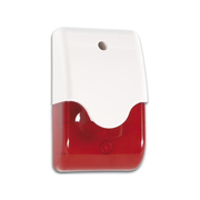 Velleman SVPSL3R Wired siren Indoor Red, White