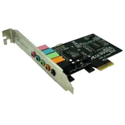 Approx appPCIE51 Internal 5.1 channels PCI-E