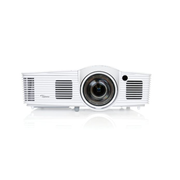 Optoma EH200ST data projector Portable projector 3000 ANSI lumens DLP 1080p (1920x1080) 3D White
