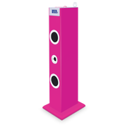 Bigben Interactive TW5RSSTICK home audio system Home audio tower system 20 W Pink