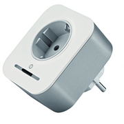 Bosch 8-750-000-004 smart plug 3680 W Grey, White