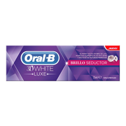 Oral-B 3D White Luxe Brillo Seductor Whitening toothpaste 75 ml