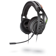 POLY RIG 400HX Headset Head-band 3.5 mm connector Black