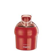 Magimix Glacier Gel canister ice cream maker 1.5 L 15 W Red