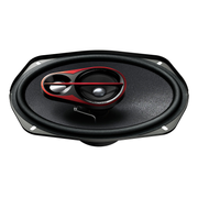 Pioneer TS-R6951S car speaker Oval 3-way 400 W 1 pc(s)