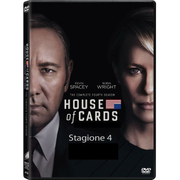House Of Cards Stagione 4 (4DVD)