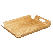 Point-Virgule 880-51800 food service tray Rectangle Wood
