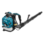 Makita EB7660TH cordless leaf blower 331.2 km/h Black, Blue